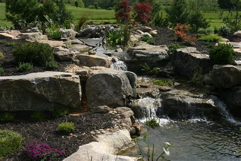 pond waterfalls pictures ponds and pondless water features for sale the pond doctor