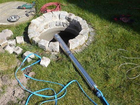 gartenwasser aus dem eigenen brunnen heimwerker aktuellde