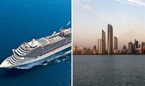spend in luxury msc cruises ship with free hotel stay in abu dhabi cruise
