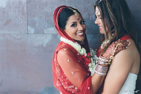 Striking Pictures From Samesex Weddings