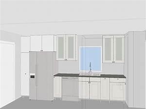 Small, Kitchen, Floor, Plans, Galley
