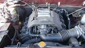 Wrecking 2002 Holden Jackaroo Engine 3 5  6ve1  V6
