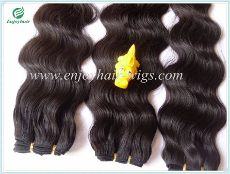 Peruvian 5a Virgin Remy Hair Weave ,natural Color(can Be