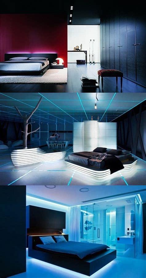 ideas  designing  futuristic bedroom