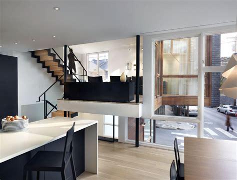 Split Level Haus by Split Level House In Philadelphia By Qb Design