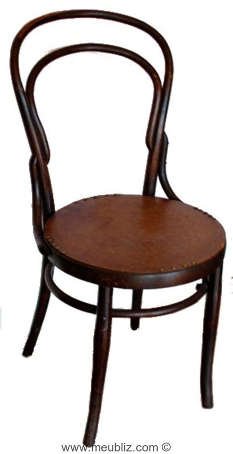 chaises bistrot thonet home design architecture