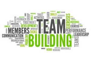 Team Building Word