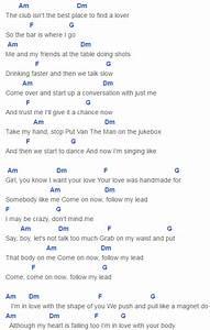 Guitar Capo Chart Standard Tuning Capo 4 Shape Of You Chords Ed Sheeran Ukulele Songs