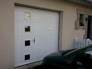 realisation de votre menuiserie solabaie belles baies vitre With porte de garage enroulable avec porte vitrée intérieure bois
