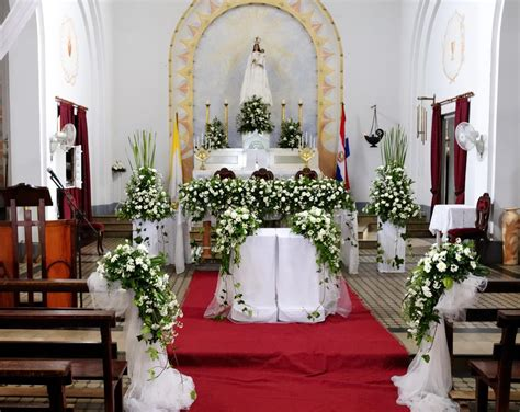 cheap wedding decorations for church