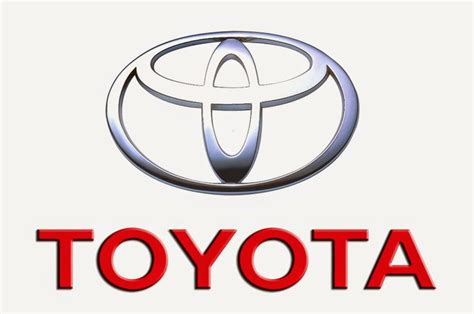 Amazing Toyota Brand Logos Images With Names  Brand Logos