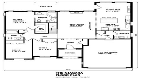 residential home plans residential house plans 4 bedrooms house plans canada