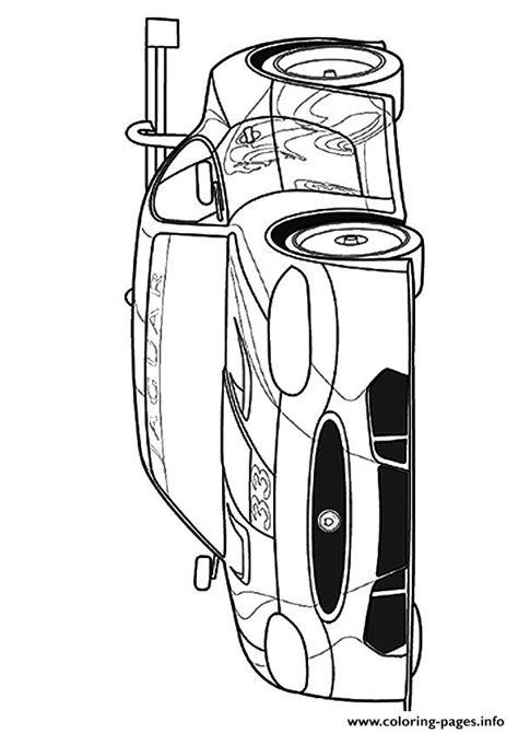 jaguar sports car coloring pages printable