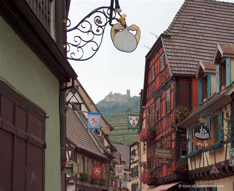 photo ribeauville alsace france