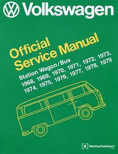 Bentley Manual  Vw Official Service Manual Vv