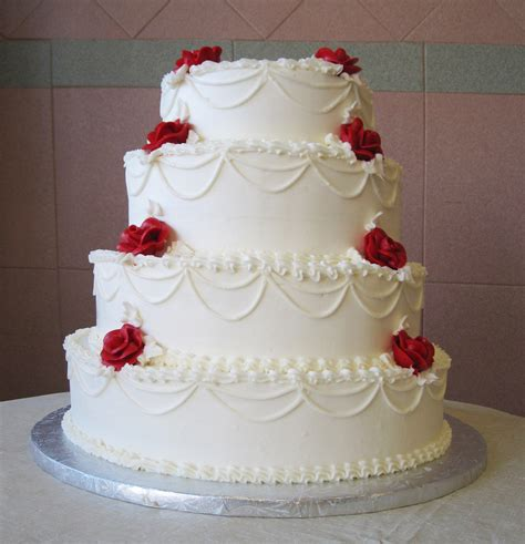 classic wedding cakes sal doms pastry shop