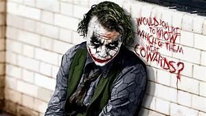 Batman Joker Dark Knight HD Wallpaper of Movie ...
