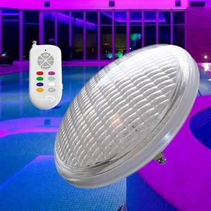 Lampe De Piscine : ampoule led rgb piscine t l commande achat vente ~ Premium-room.com Idées de Décoration