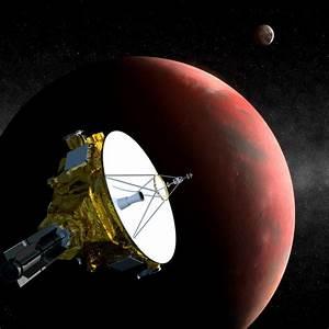 On to Pluto! NASA Spacecraft Now Beyond Neptune's Orbit ...