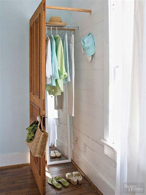 Low Cost Closet Organization Ideas by Clothes Storage Solved By 19 Ingenious Low Cost Diy