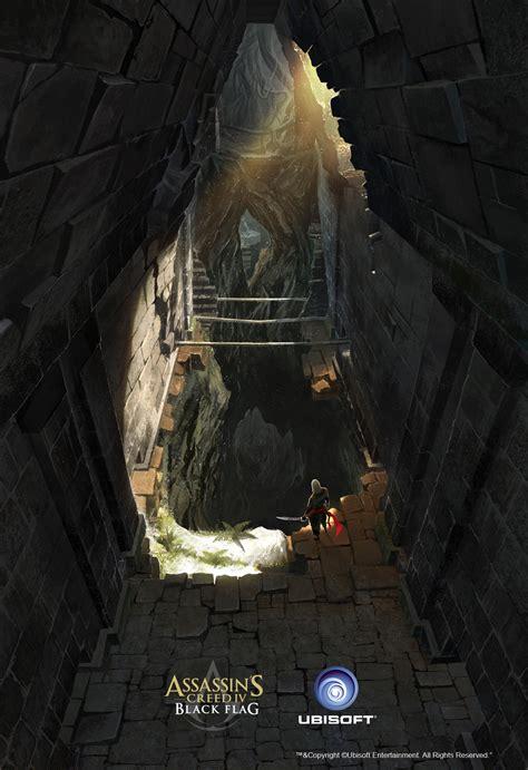 Assassins Creed Iv Black Flag Concept Art By Ivan