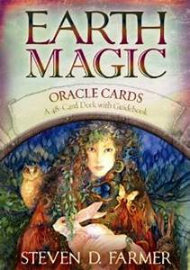 Tarot Notes  Review  Earth Magic Oracle Cards