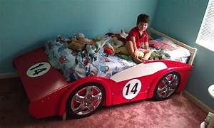 Race Car bed build it yourself