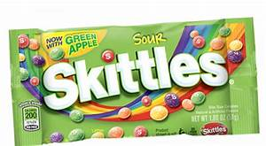 Skittles Sour King Size 3.3 oz each Pack the Box Bring 24 ...