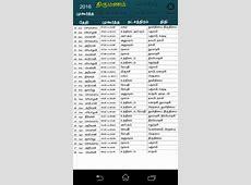 Tamil Calendar Panchangam 2018 App Ranking and Store Data