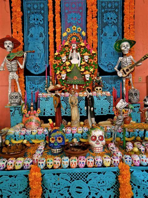 lapaol: Altar en San Angel (día de los muertos) Day of