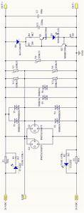 Open Circuit Diagram Of Ac    Dc Converter With 380 Vac 50