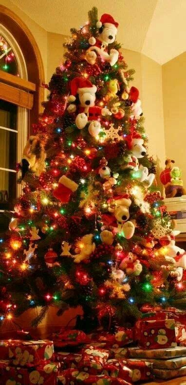 crhistmas tree  snoopy fotos snoopy christmas