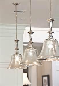 glass pendant lights for kitchen island shine your light diy mercury glass