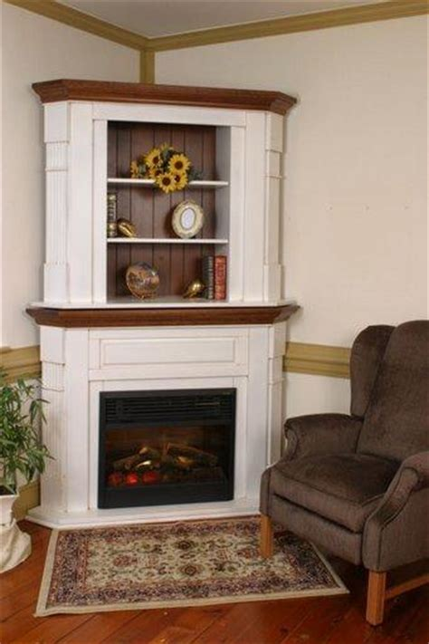 space saver corner fireplace timber  table