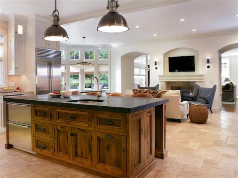 rustic island kitchen 15 rustic kitchen islands for any kitchen 2047