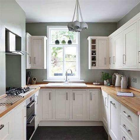 wickes kitchen island 19 practical u shaped kitchen designs for small spaces