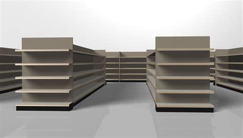 store arredamento scaffali metallici arredo negozi scaffali usati