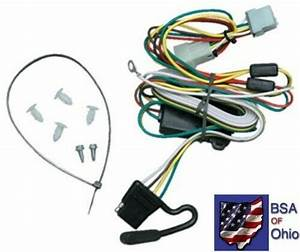 Trailer Hitch Wiring Tow Harness For Oldsmobile Silhouette