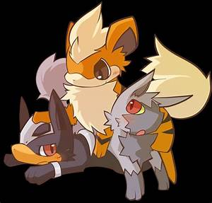 Pokemon Growlithe Images | Pokemon Images