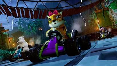 Crash Racing Fueled Nitro Bandicoot Team Pura