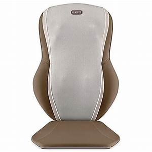 homedicsr total back triple shiatsu massage cushion bed With bed bath and beyond back massager