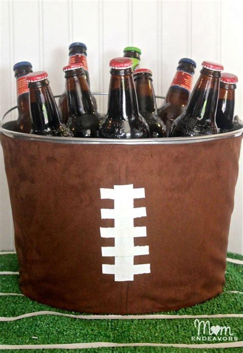 mind blowing diy super bowl decorations   football