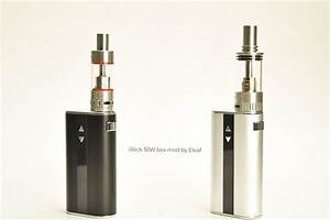 How To Use Eleaf Istick 50w Battery Mod User Manual