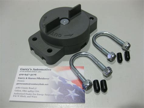 warn  atv quad rotary butterfly switch control winch