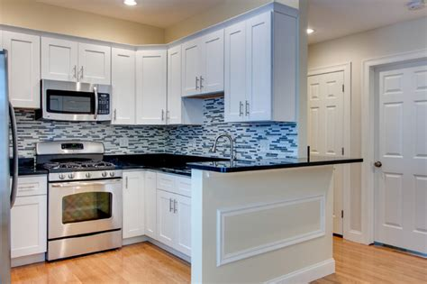 new kitchen cabinet essex shaker white rta in stock kitchen cabinets 1073