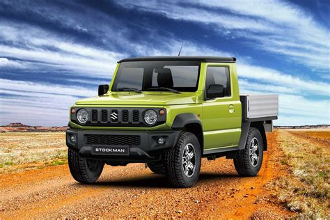 2019 Suzuki Jimny by Will The 2019 Suzuki Jimny Spawn A Stockman