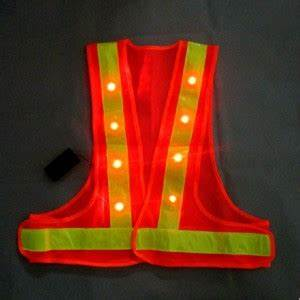 Hi Vis Vest With Led Lights Bladerunner 39 S New Led High Visibility Jacket Bladerunner
