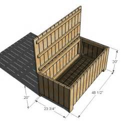 Blog Woods: This is Wood free deck storage bench plans