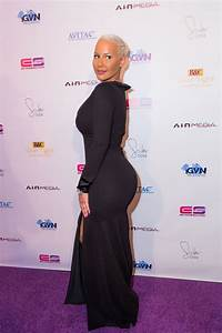 Amber Rose Competing With Kardashian Sisters — Exclusive ...