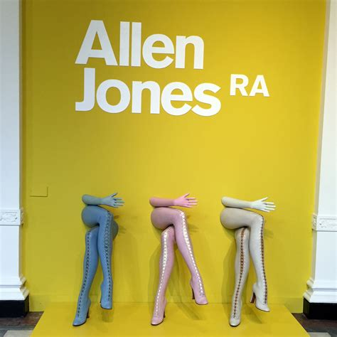 Allen Jones Artwork by Allen Jones Ra Royal Academy Of Arts Haoyue Zhang S Blog
